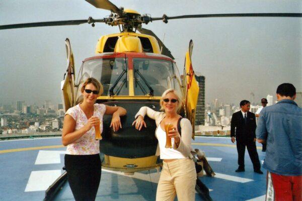 Helicopter-Bangkok